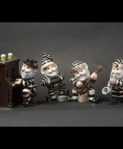 Nisseband med innsatte i keramikk